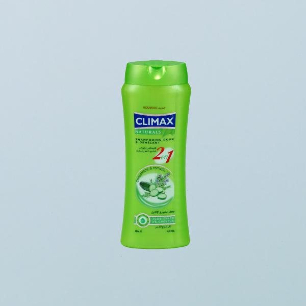 Shampooing Doux & Démêmant 2en1