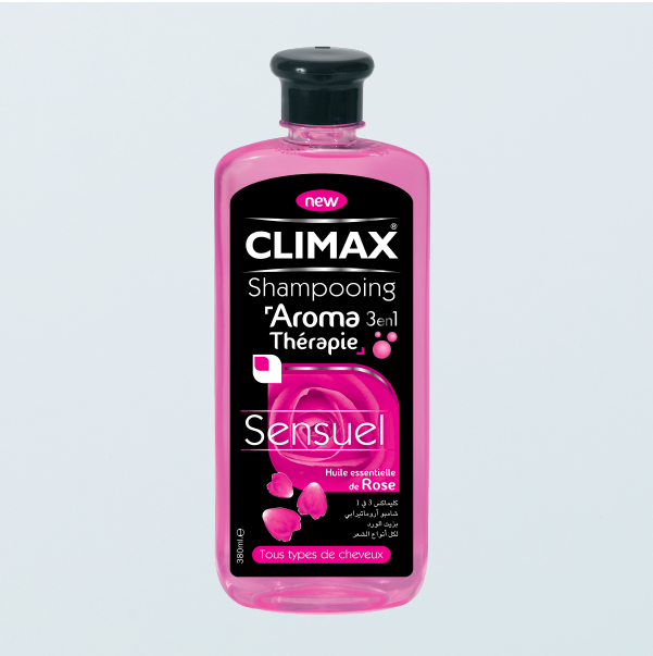 Shampooing Aroma thérapie 3en1